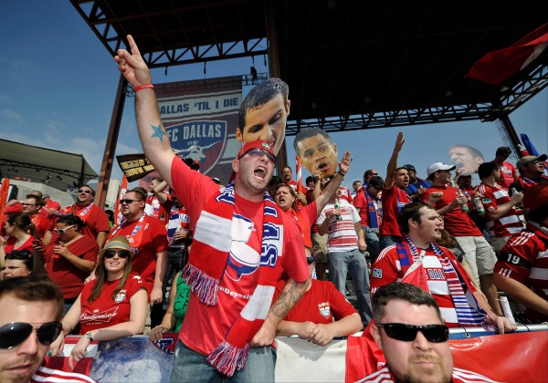 Fans enjoyed Rivalry Weekend in MLS. (Jerome Miron-USA TODAY Sports)