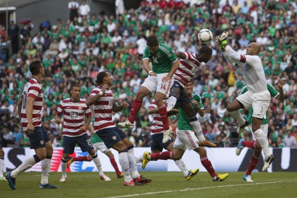 Can the US keep Mexico winless in 2013? (Photo by Miguel Tovar/Getty Images)