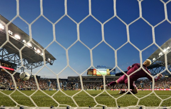 PPL Park will host the season opener between SKC and Philadelphia. (Photo by Drew Hallowell/Getty Images)