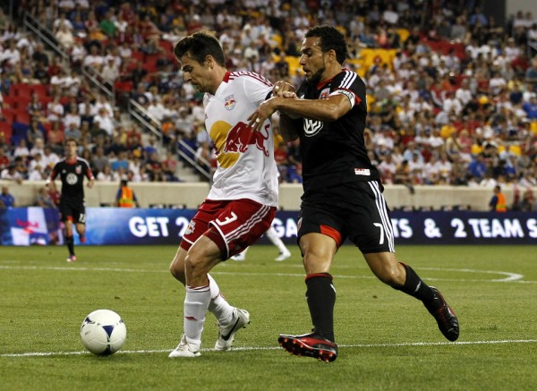 The Atlantic Cup will kick off MLS's Rivalry Week.  (Photo by Jeff Zelevansky/Getty Images)
