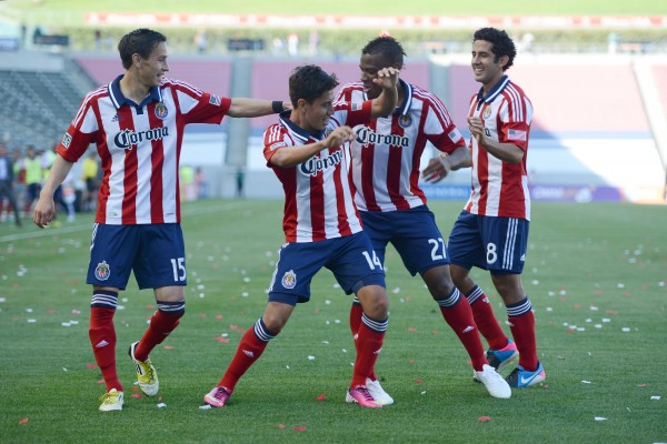 Will more celebration be in store for Chivas USA this weekend? (Kelvin Kuo-USA TODAY Sports)