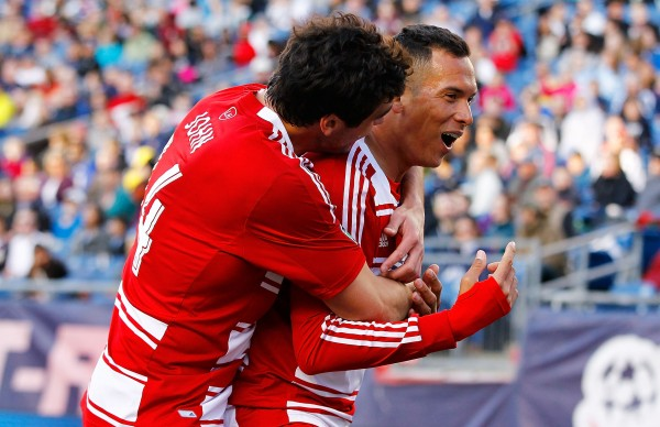 Can Blas Perez and FC Dallas keep it up? (Photo by Jared Wickerham/Getty Images)