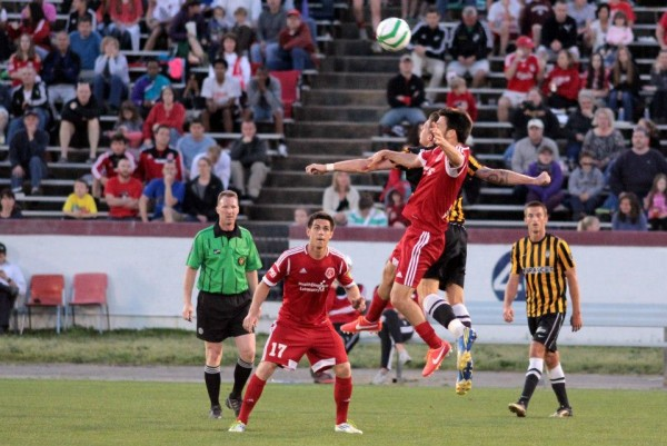 Photo via Richmond Kickers/Suz Kitsteiner