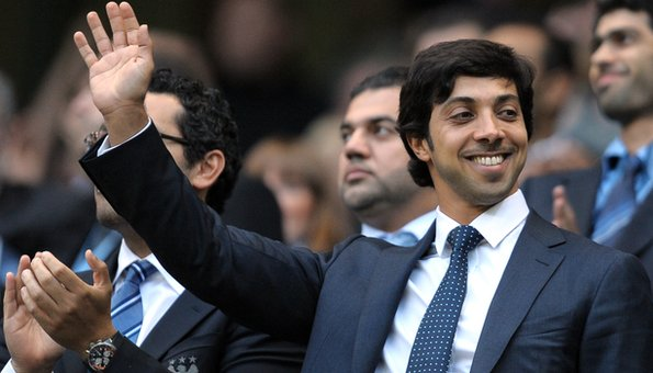 Sheik Mansour bin Zayed al-Nahyan could be the next MLS owner. (Getty Images)