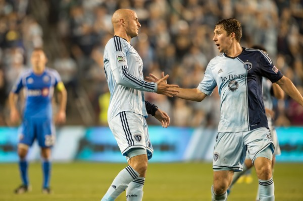 Can Sporting KC continue their impressive defensive run? (Photo by Mark Shaiken - WVHooligan staff photographer)