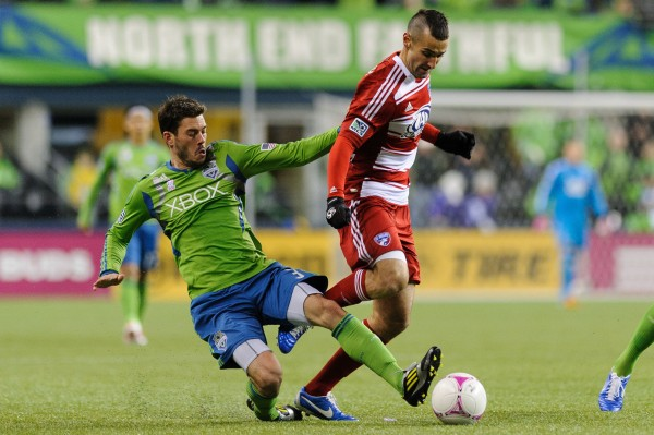 FC Dallas hopes to prove their worth in Seattle this weekend. (Steven Bisig-US PRESSWIRE)