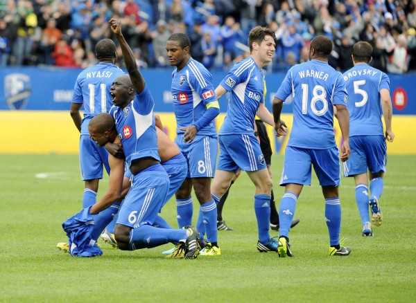 No one can sleep on the Montreal Impact at the moment. (Eric Bolte-USA TODAY Sports)