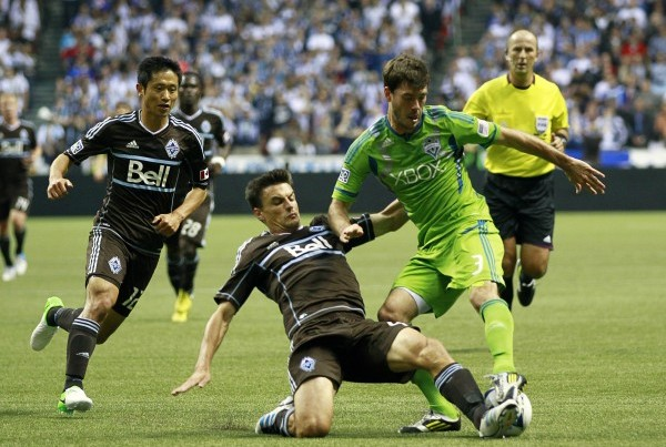 Cascadia Cup fun returns this weekend. (Photo by Jeff Vinnick/Getty Images)