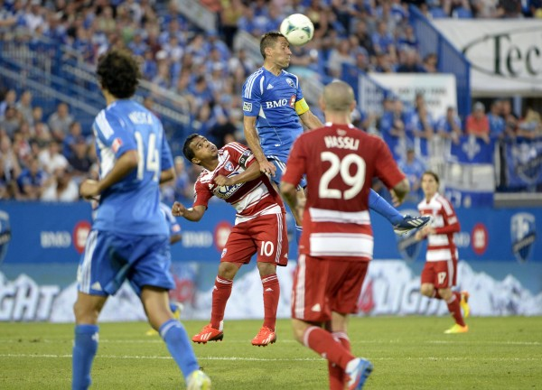 Dallas and Montreal played to a snoozer of a 0-0 draw on Saturday. (Eric Bolte-USA TODAY Sports)