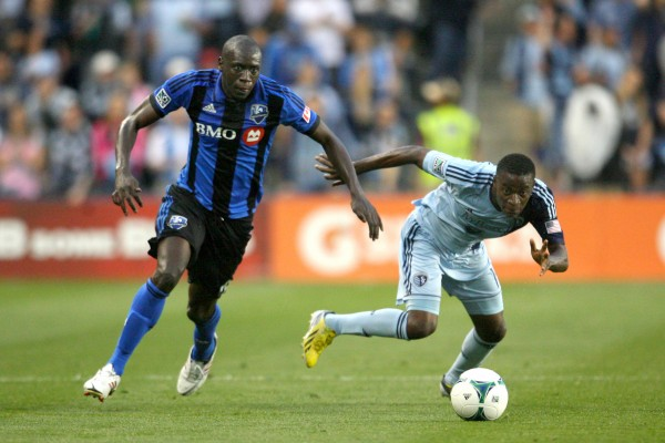 Can SKC push forward over Montreal this weekend? (Scott Sewell-USA TODAY Sports)