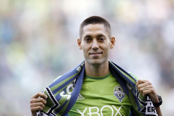 We'd be kidding ourselves if we thought this weekend was about anything more than Clint Dempsey. (Joe Nicholson-USA TODAY Sports)