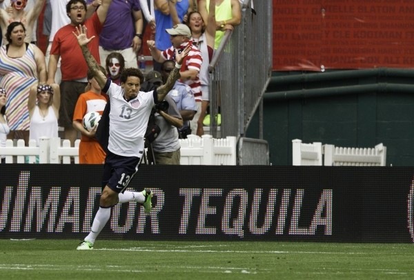 Could Jermaine Jones be a DP in MLS in 2014? (Paul Frederiksen-USA TODAY Sports)