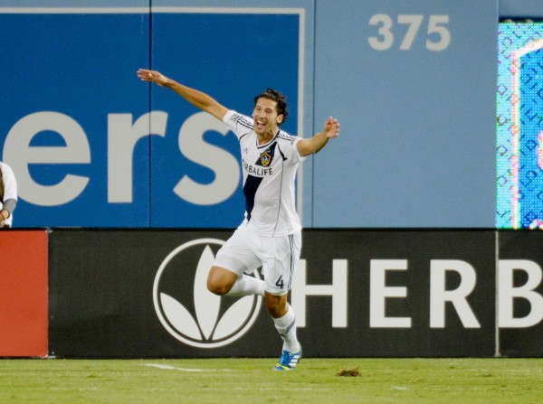 Omar Gonzalez joins the DP ranks. (Photo by Kevork Djansezian/Getty Images)