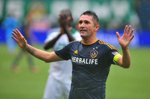 Some may not like it but Robbie Keane may be WVHooligan's 2013 MVP. (Steve Dykes-USA TODAY Sports)