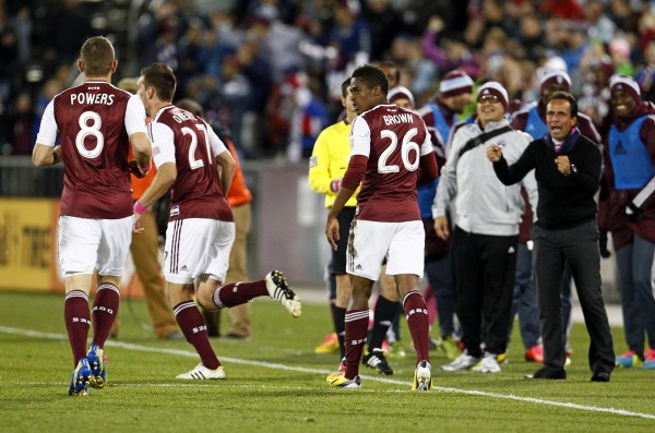 Colorado muscled their way by Seattle. (Isaiah J. Downing-USA TODAY Sports)