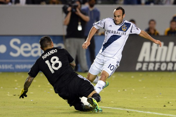 LA earned a big win over the weekend over RSL. (Jayne Kamin-Oncea-USA TODAY Sports)