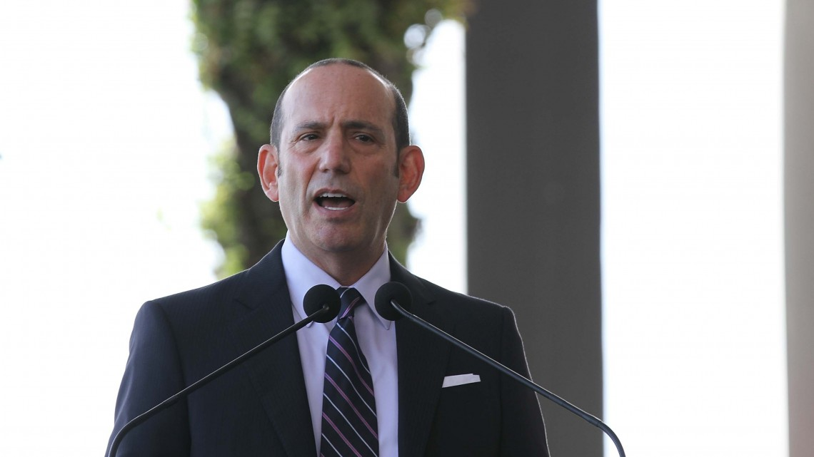 Garber has a couple favorites in mind at the moment. (Photo by Aaron Davidson/Getty Images)