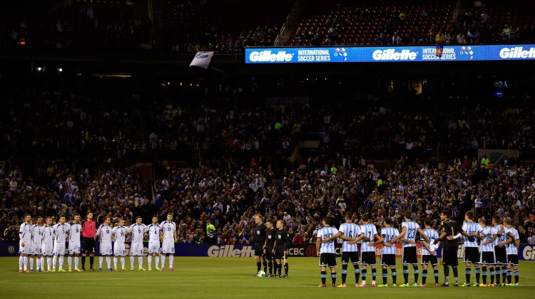 St. Louis has done well with recent friendlies. (Photo by Jamie Squire/Getty Images)
