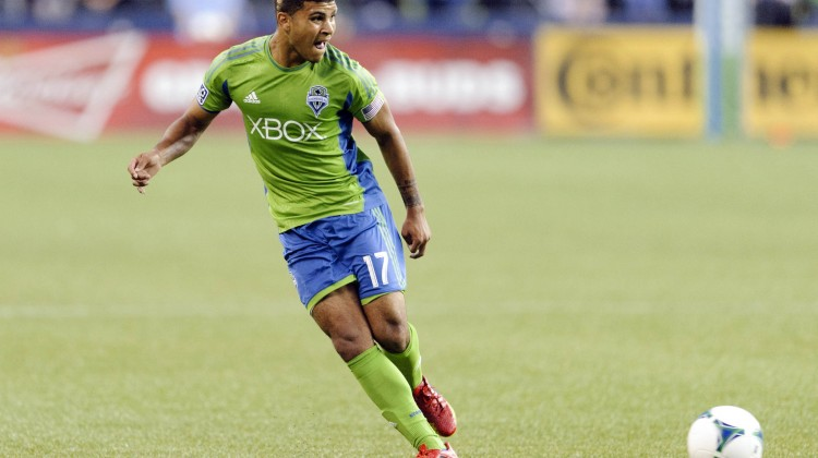 DeAndre Yedlin will be one of the featured players in the HGP game. (Steven Bisig-USA TODAY Sports)