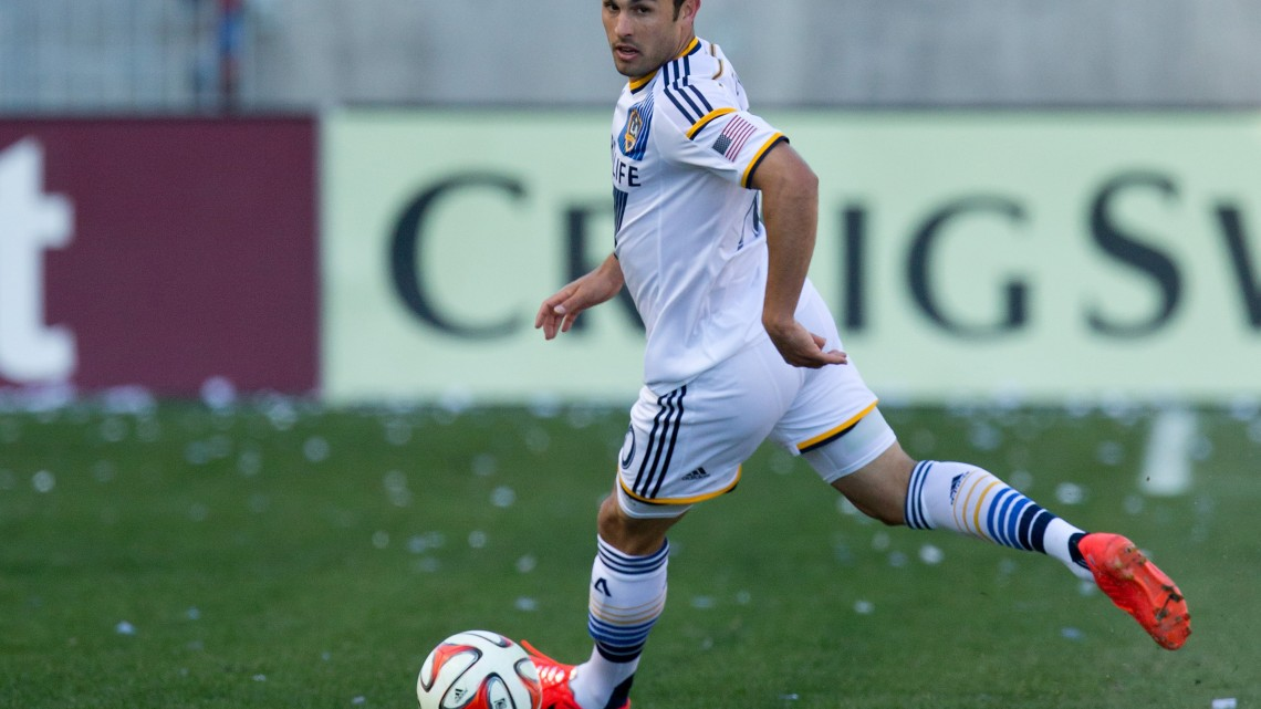 Landon Donovan looks for career goal 135 this weekend. (Russ Isabella-USA TODAY Sports)
