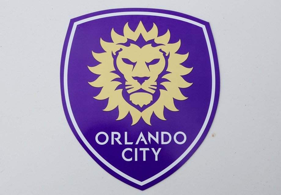 Orlando City Soccer club debuts its new logo going in MLS soccer. May 12, 2014 B583727774Z.1 George Skene/Orlando Sentinel