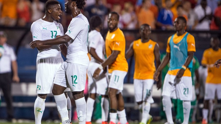 Soccer: Friendly-Ivory Coast vs El Salvador