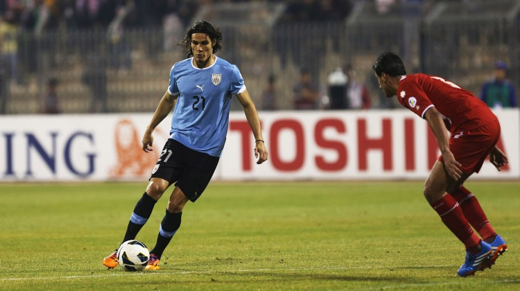 Jordan v Uruguay - FIFA 2014 World Cup Qualifier: Intercontinental Play-off First Leg