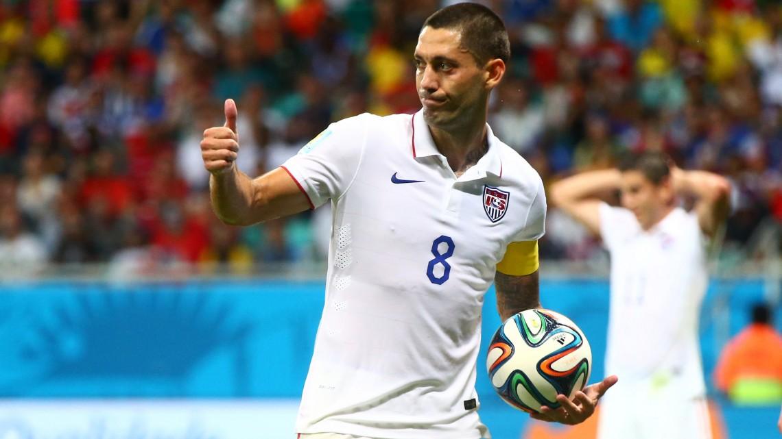 Soccer: World Cup-Belgium vs USA