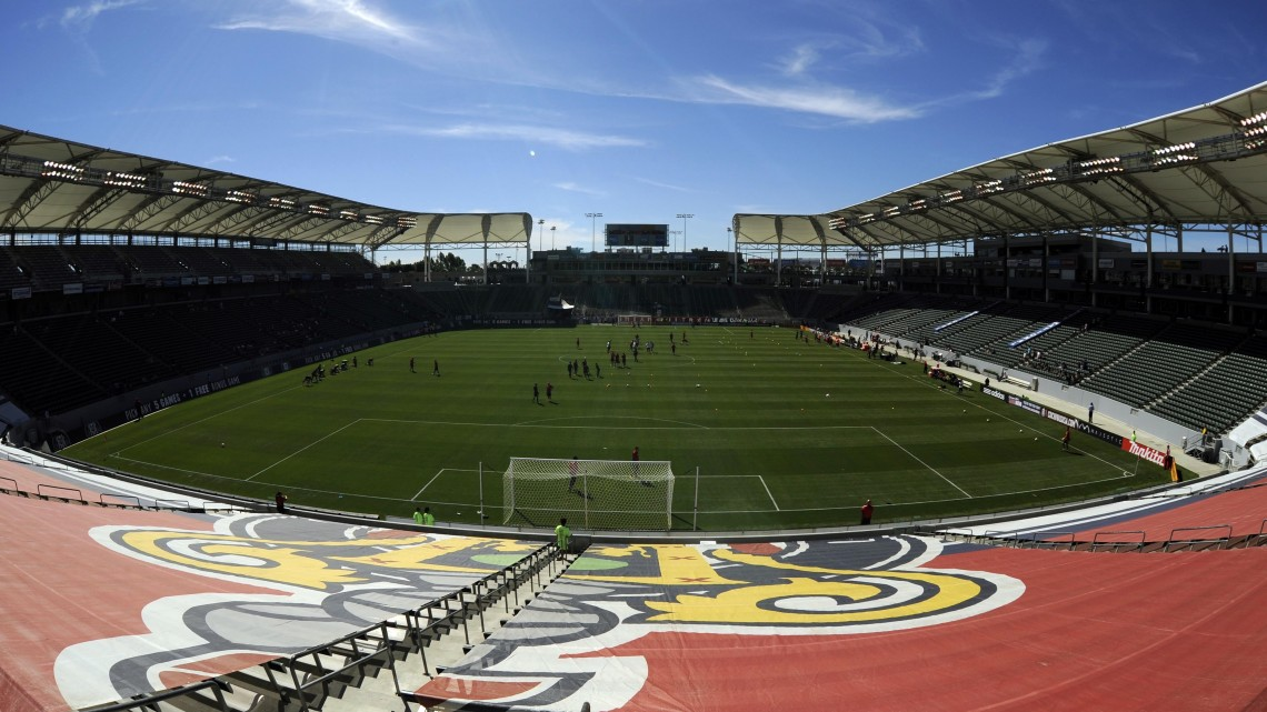 MLS: Chicago Fire at Chivas USA